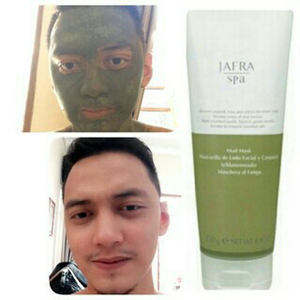 testi_jafra_mud_mask_masker_lumpur_jafra_spa_250ml